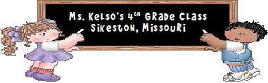 Ms. Kelso's Class