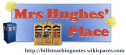 Mrs Hughes' Place