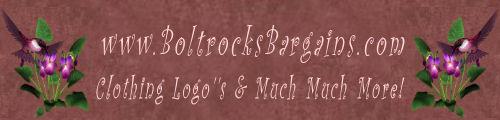 Boltrock's Bargains