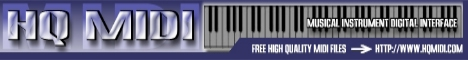 HQ MIDI - Free High Quality MIDI Files