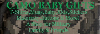 CAMO BABY GIFTS