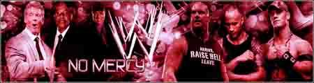 The WWE No Mercy