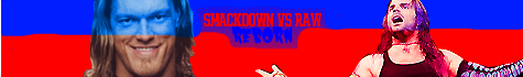 SmackDown vs Raw Reborn