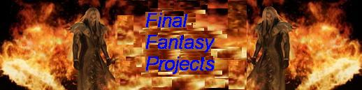 Final Fantasy Projects