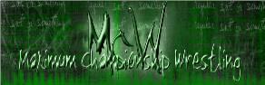 McW>MaXimum Championship Wrestling