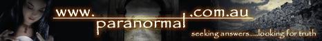 Paranormal in Australia