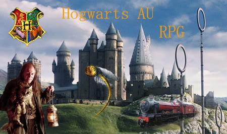 Hogwarts AU RPG