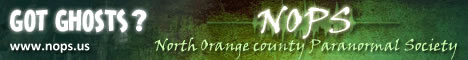 North Orange county Paranormal Society