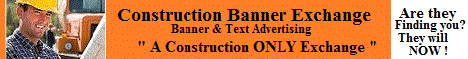 Construction Banner Exchange