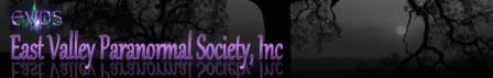 East Valley Paranormal Society