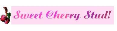 Sweet Cherry Stud