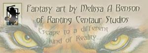 Fantasy Art by Melissa A Benson