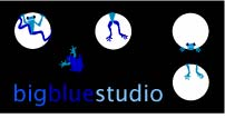 Big Blue Studio Graphic Art + Design