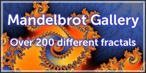 Mandelbrot Explorer Gallery