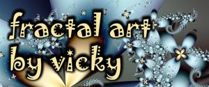 Fractal Art by Vicky