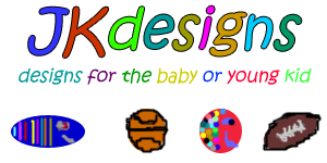 JKdesigns - Clothing for Kids