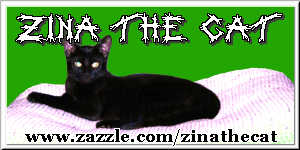 Zina The Cat