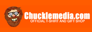 chuckle media t-shirts