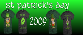 St Patrick's Day 2009