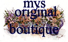 mys original boutique