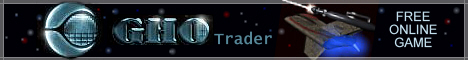 GHO-Trader, the free online space game