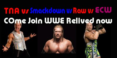 WWE Relived