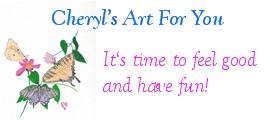 Cheryls Art For You