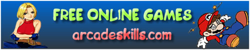ArcadeSkills :: Test your online games skills