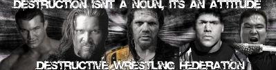 Destructive Wrestling Federation