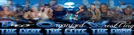 POW:Pro Organizedc Wrestling