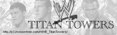 WWE Titan Towers