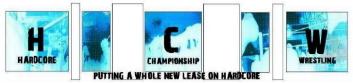 HcW - Hardcore Championship Wrestling