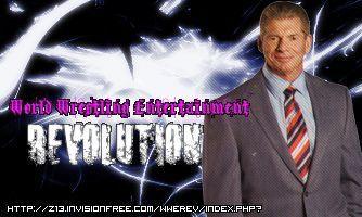 WWE REVOLUTION
