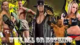 WWE All Or Nothing