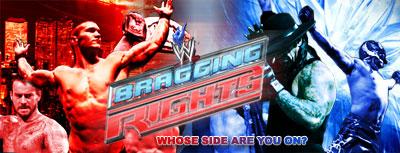 WWE Bragging Rights 2011