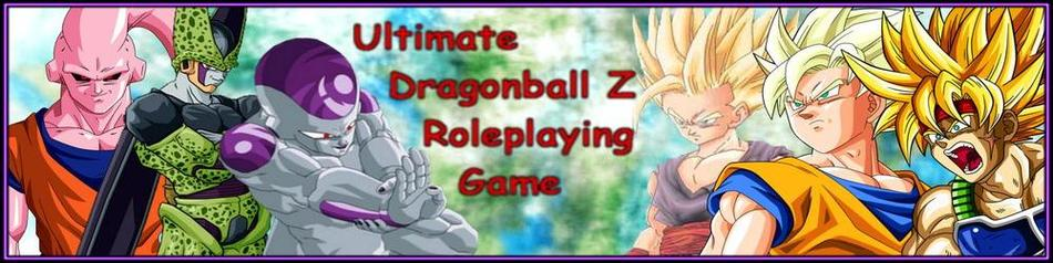 Ultimate Dbz Role Playing Game