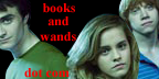 Books and Wands