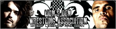 Lion's Den Wrestling Association