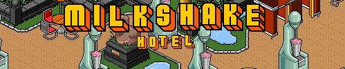 MilkShakeHotel - Nederlands hotel - hamachi need