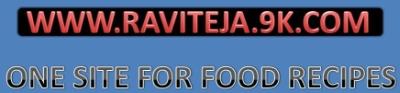 Raviteja's Home page