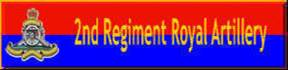 2nd Regiment Royal Artillery