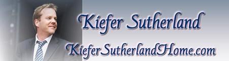Kiefer Sutherland Home