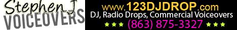 Radio Imaging DJ Drops Jingles Voiceovers