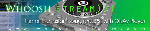 WhooshStream Radio