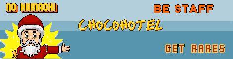 .:*''*:. Choco Hotel .:*''*:.