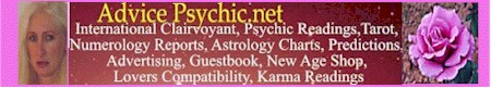 Advice psychic- Psychic Readings