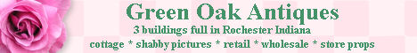 green oak antiques