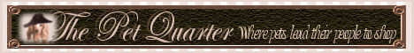 The Pet Quarter - Designer pet boutique