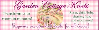 Garden Cottage Knobs
