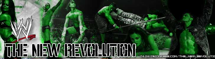 WWE The New Revolution